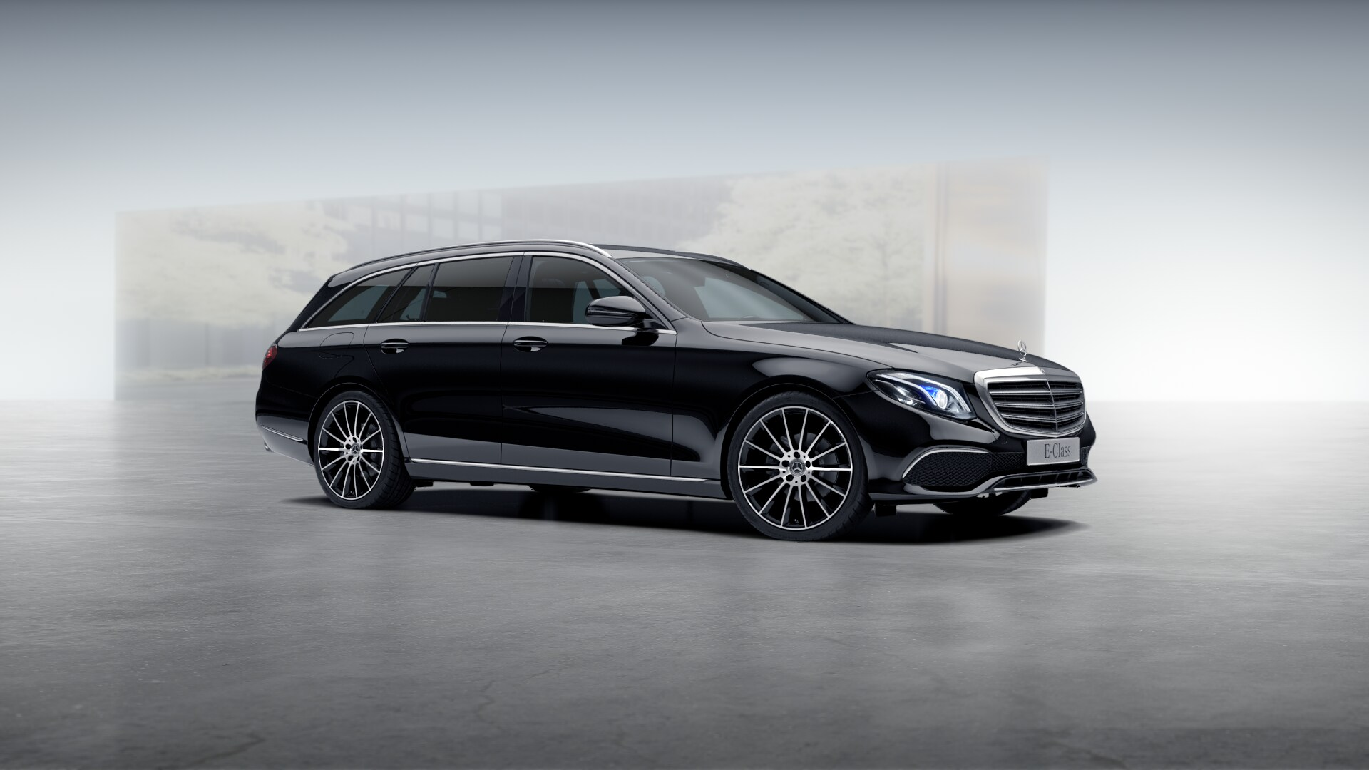 Mercedes benz estate e220d 4matic t alphubel limousine for Mercedes benz customer service email address
