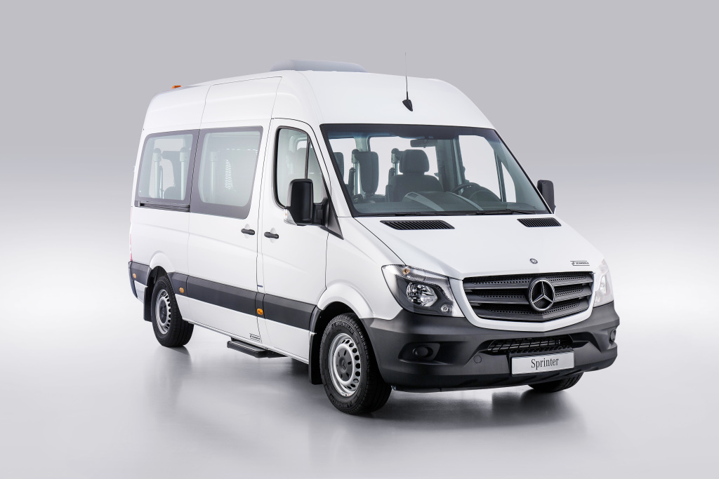 Mercedes benz sprinter 315 cdi alphubel limousine service for Mercedes benz sprinter service